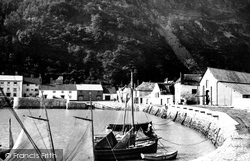 The Harbour 1888, Minehead