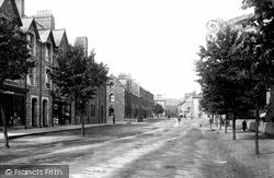 The Parade 1892, Minehead