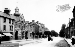 The Parade 1903, Minehead