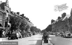 The Parade c.1950, Minehead