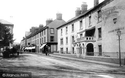 The Plume Of Feathers Hotel 1892, Minehead