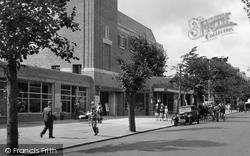The Regal Cinema And Ballroom 1935, Minehead