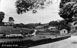 Minera, Pen-Y-Bont c.1955