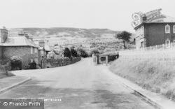 Minera, Pen-Y-Nant c.1955