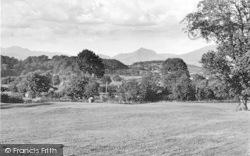 Minffordd, Snowdon c.1960