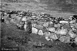 Mingulay, Ruined Croft 1959