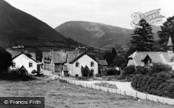 Minllyn, The Village c.1955