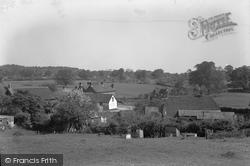 Minstead, General View 1955