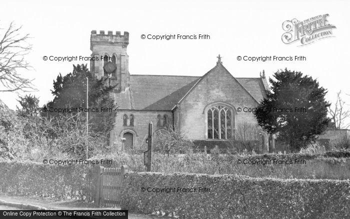 Photo of Minto, Church c.1935