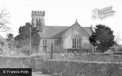 Church c.1935, Minto