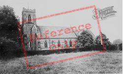Church c.1955, Miskin