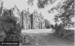 Miskin Manor c.1955, Miskin