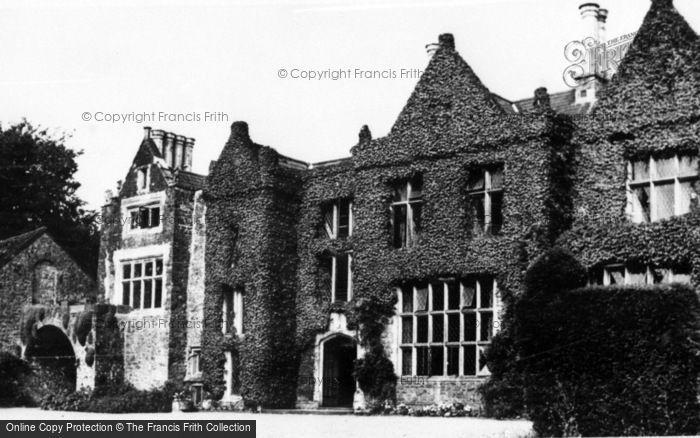 Photo of Miskin, Miskin Manor c.1955