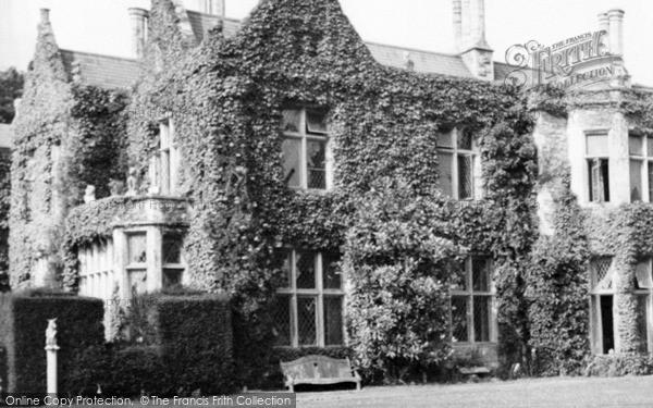 Photo of Miskin, The Manor c.1960