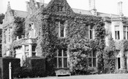 Miskin, the Manor c1960