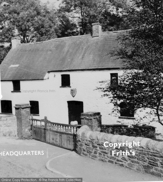Photo of Miskin, The Scout Headquarters c.1960