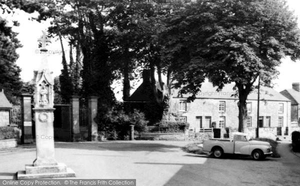 Photo of Miskin, The Square c.1960