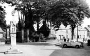 Miskin, the Square c1960