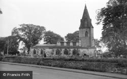 Misterton, All Saints Church 1958