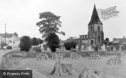 All Saints Church 1960, Misterton