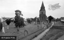 Misterton, All Saints Church 1960