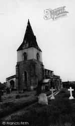 Misterton, All Saints Church 1964