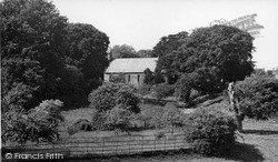 Misterton, Church Of St Leonard c.1955