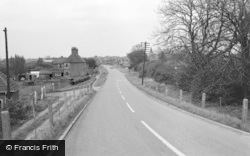 Misterton, Gringley Road 1964