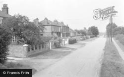 Misterton, Grove Wood Road 1960