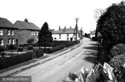 Haxey Road 1958, Misterton
