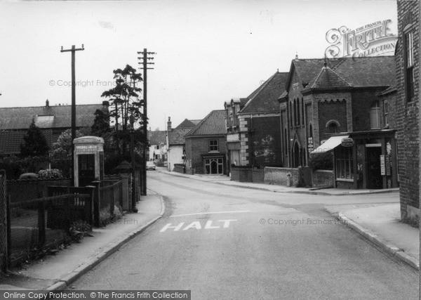 Photo of Misterton, High Street 1964