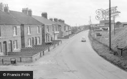 Misterton, Marsh Lane 1962