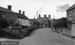 Misterton, Silver Street c.1955