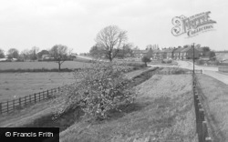 Misterton, Station Road 1964