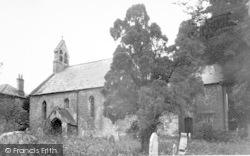 Misterton, The Church c.1960