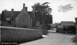 Misterton, The School c.1955