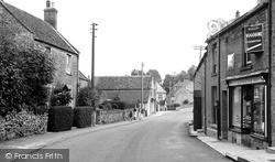 Misterton, The Village c.1960