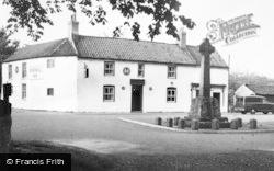 Misterton, The Windmill Inn 1958