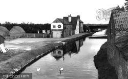 Misterton, View From Old Bridge 1962