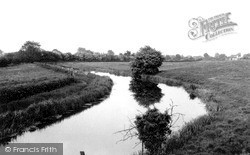 Misterton, View From The Bridge 1958