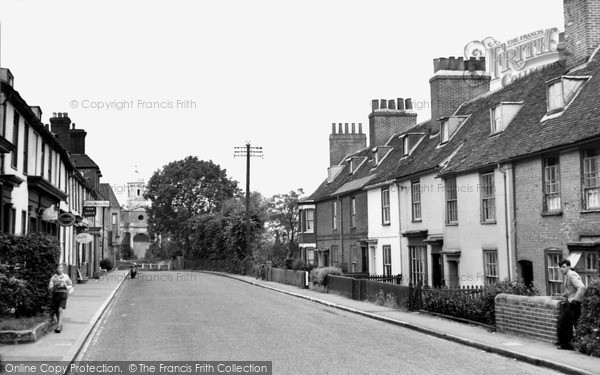 Mistley © Copyright The Francis Frith Collection 2005. http://www.francisfrith.com