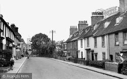 Mistley, High Street c.1955