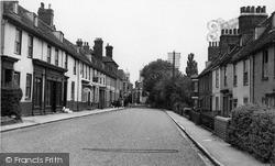 Mistley, The Village c.1955