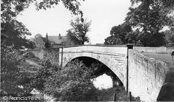 Mitford, The Bridge 1954