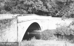 Mitford, The Bridge c.1954