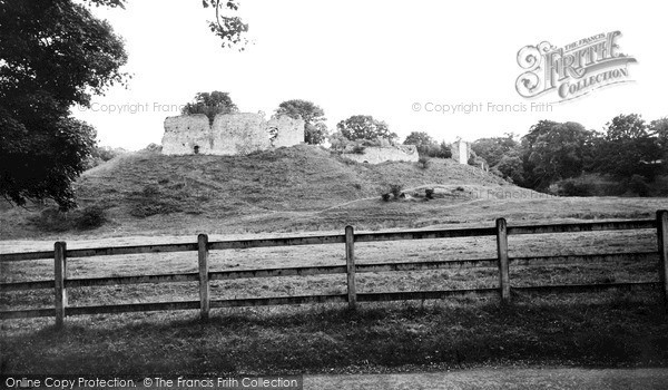 Photo of Mitford, The Castle 1954