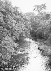 Mitford, The River c.1954