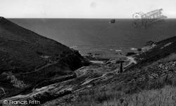 Crosscombe c.1950, Mithian