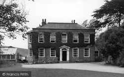 Rose In Vale Guest House c.1950, Mithian