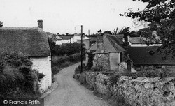 Mithian, The Village c.1950
